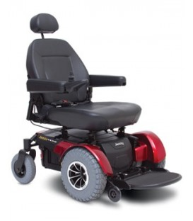 Pride Jazzy 1450 Bariatric Heavy Duty Power Chair, 600 lbs