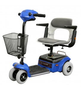 Shoprider Scootie 4-Wheel Scooter - TE-787NA