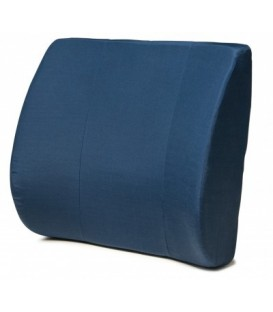Lumbar Foam Support Cushion - Blue