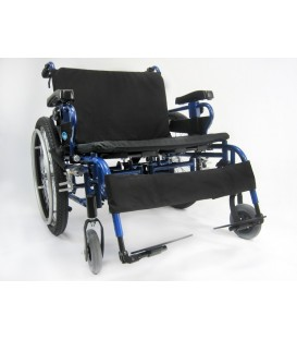 "Karman BT10 Light Bariatric Wheelchair 22""-30"" Seat 63 lbs - KM-BT10"