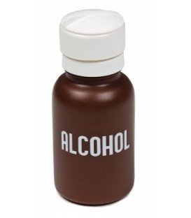 Dispenser with in Alcoholin imprinted