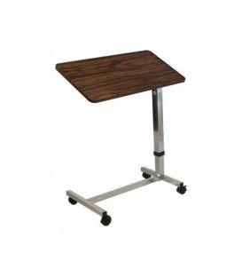 Lumex Deluxe Tilt Overbed Table