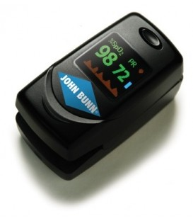 John Bunn DigiO2 Finger Pulse Oximeter