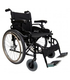 Karma KM-8520-W Lightweight Bariatric Wheelchair