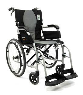 Karman Ergo Flight S-2512 Manual Wheelchair