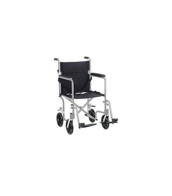 Lightweight 17 Quot Transport Wheelchair Atc17