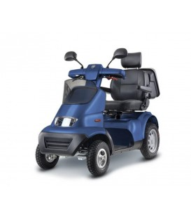 Afiscooter S4 4-Wheel Bariatric Scooter (450 lbs) by Afikim