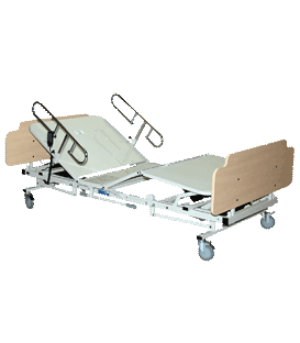 Maxi Rest Bariatric Home Care Bed - 39 x 84 by Gendron