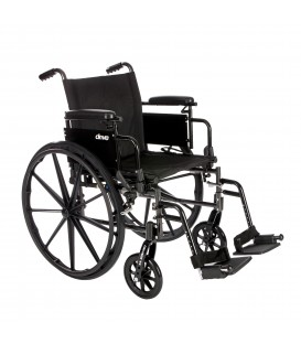Drive Cruiser X4 Lightweight Wheelchair -Assorted Options