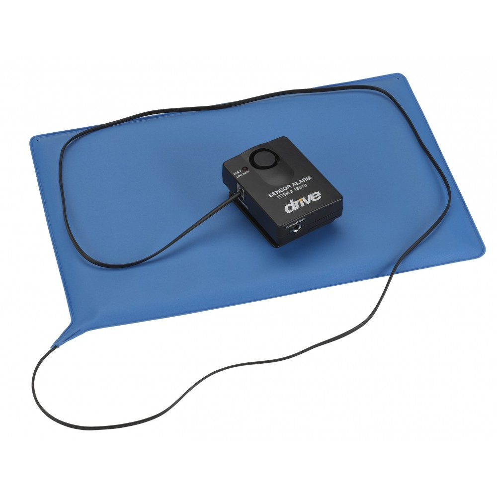 Pressure Sensitive Chair And Bed Patient Alarm