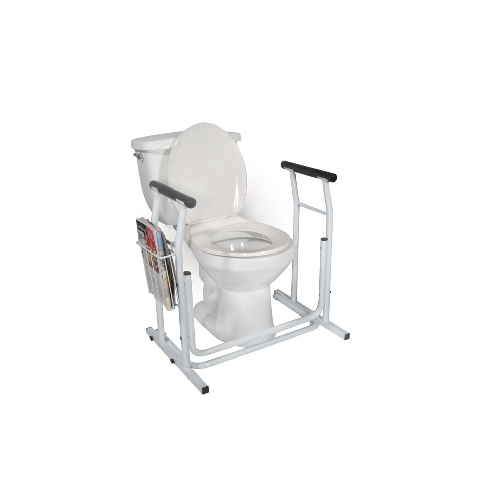 Free Standing Toilet Safety Rail