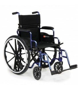 Everest & Jennings EJNAV-18 Navigator Lightweight Hybrid Wheelchair