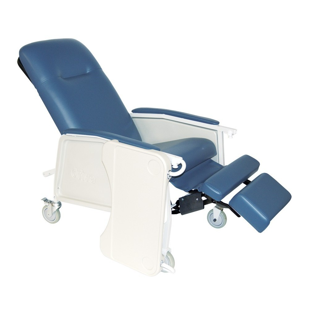 3 Position Heavy Duty Bariatric Xw Geri Chair