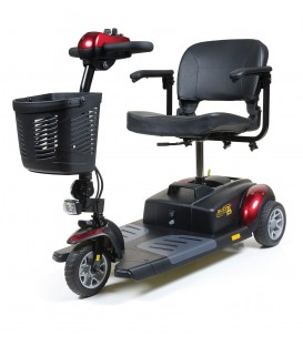 Golden Buzzaround XLS HD 3-Wheel Scooter GB117Z