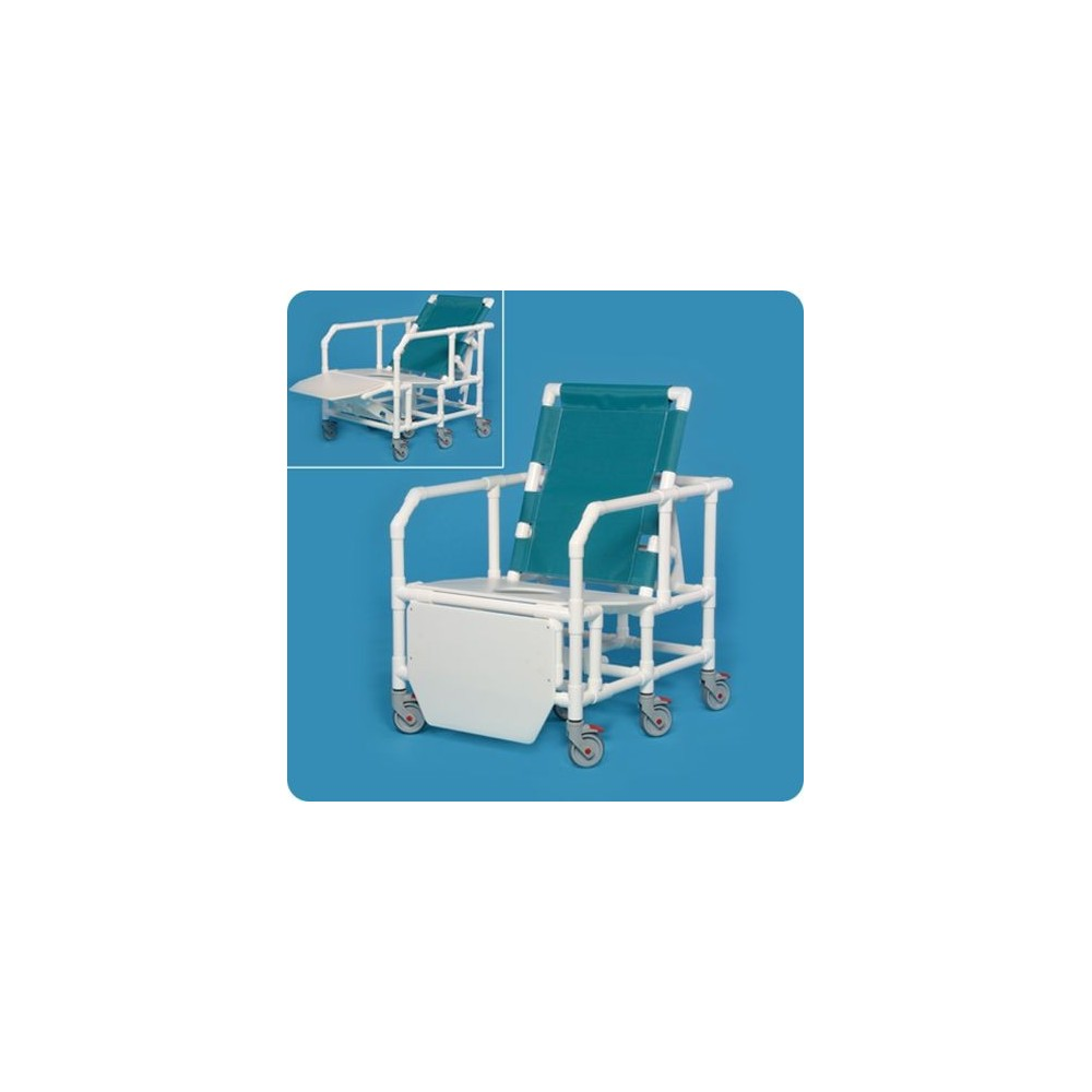 bariatric Reclining-shower-chair-BSC650 RC FS