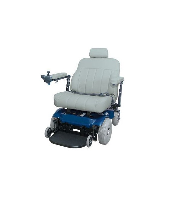 Pacesaver Scout Boss 6ns Bariatric Power Chair 600 Lbs