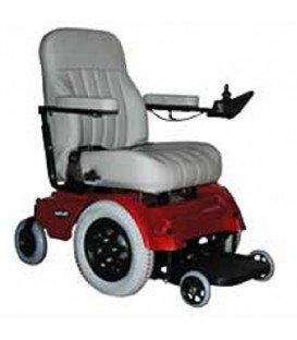 Pacesaver Scout Midi-Drive Transportable Electric Power Wheelchair - 81121A
