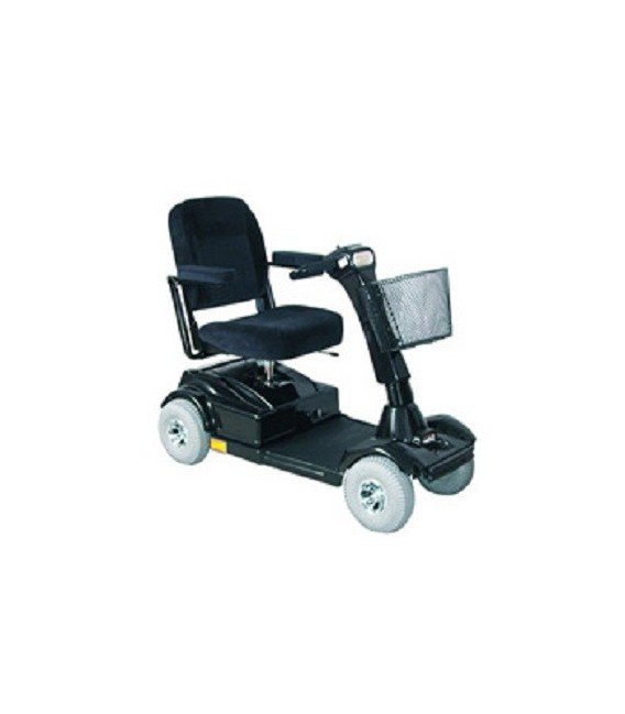 Pacesaver Eclipse Atlas 4 Wheel Bariatric Scooter 450 Lbs