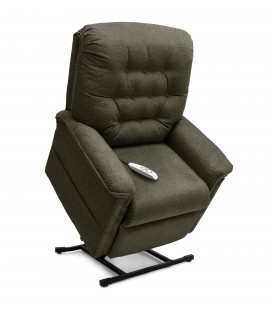 Pride Heritage LC-358S Small 3-Postion Reclining Lift Chair