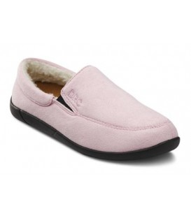 Dr. Comfort Women's Cuddle Diabetic Slippers - Pink