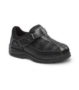Dr. Comfort Women's Lucie X Diabetic Shoes - Black*