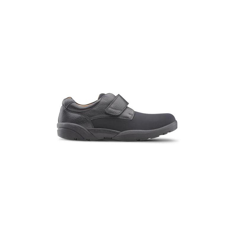 Dr Comfort Men S Brian Diabetic Shoes Black American