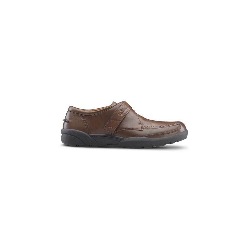 Dr Comfort Men S Frank Diabetic Shoes Bark American