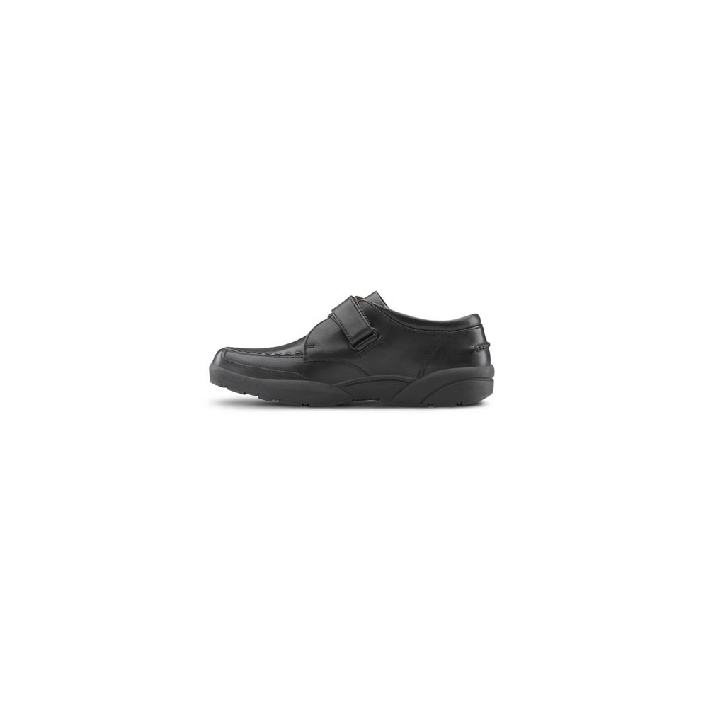 Dr Comfort Men S Frank Diabetic Shoes Black American