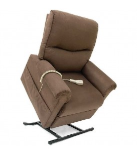 Pride Essential LC-105 Medium 3-Position Reclining Lift Chair