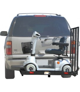 SC400 Hitch Cargo Carrier-Rage Powersport