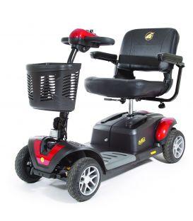 Golden Buzzaround Extreme 4-Wheel Travel Scooter GB148D