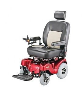 Merits P710 Atlantis Bariatric Power Chair - 600lbs