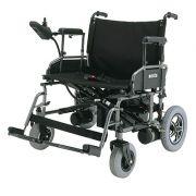 Merits P181 Travel-Ease Folding Power Bariatric Chair - 450 lbs