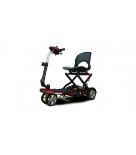 Transport Plus by EV Rider Folding 4-Wheel Scooter (Heartway S19 Plus)