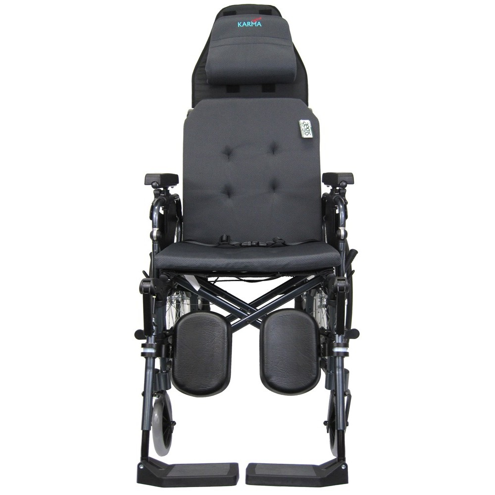 Karman Mvp 502 Ms Reclining Transport Wheelchair