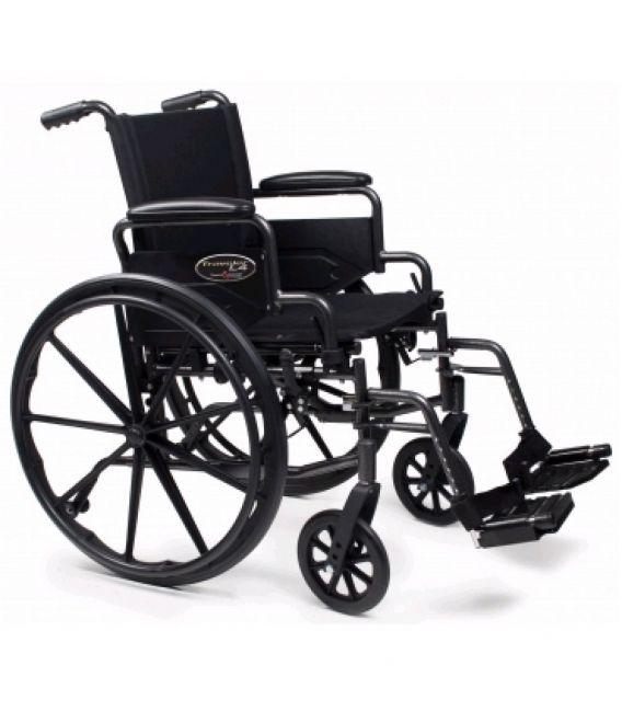 "3F020120 - 18"" x 16"", Flip Back Desk Arm, Swingaway Footrest"