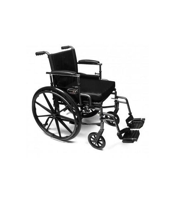 "3F020140 - 18"" x 16"", Flip Back Full Arm, Swingaway Footrest"