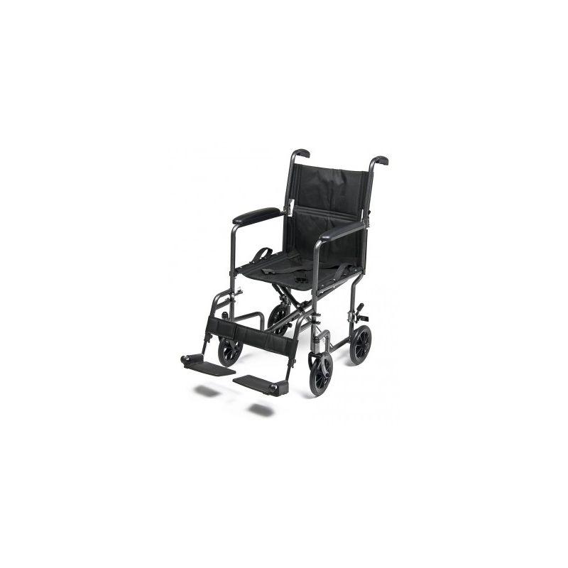 Everest Amp Jennings Steel Transport Chair