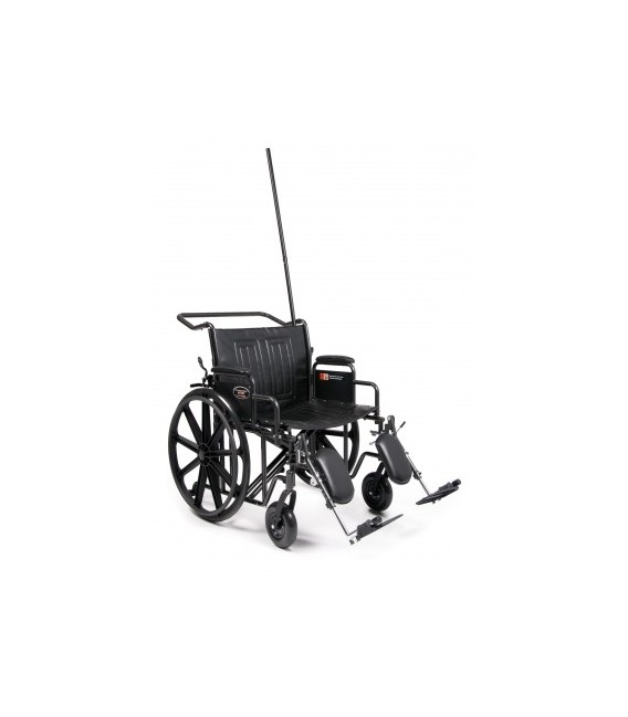 Everest Amp Jennings Traveler Htc Attendant Wheelchair