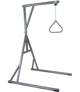 Bariatric Heavy Duty Trapeze Bar -Silver Vein