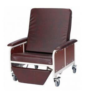 Gendron 7150 Bariatric Patient Room Recliner - 4 Colors