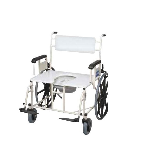 Gendron 5225 Bariatric 28 Quot Wheeled Shower Commode 750 Lbs