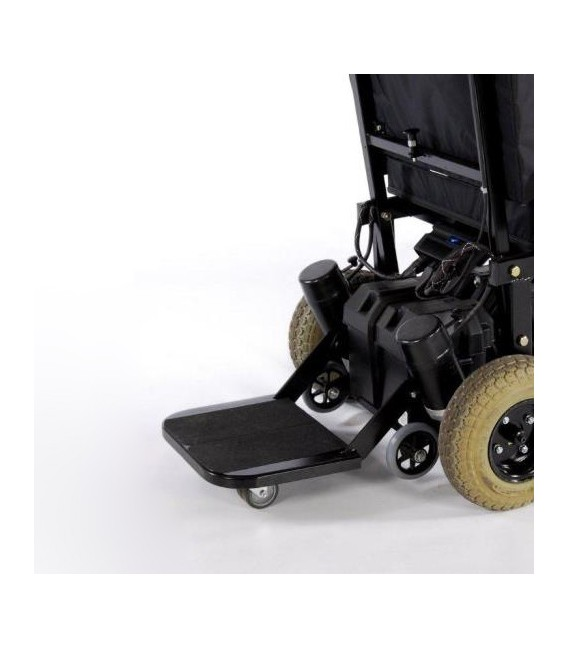 Gendron 7700 Attendant Ride Power Transport Chair