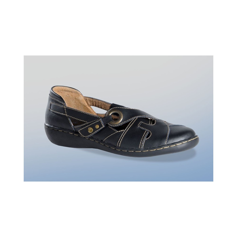 Ped Lite Women S Megan Diabetic Shoes Black American