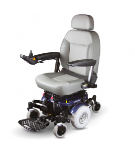 Shoprider XLR Plus Mid-Size Power Chair -  858WM