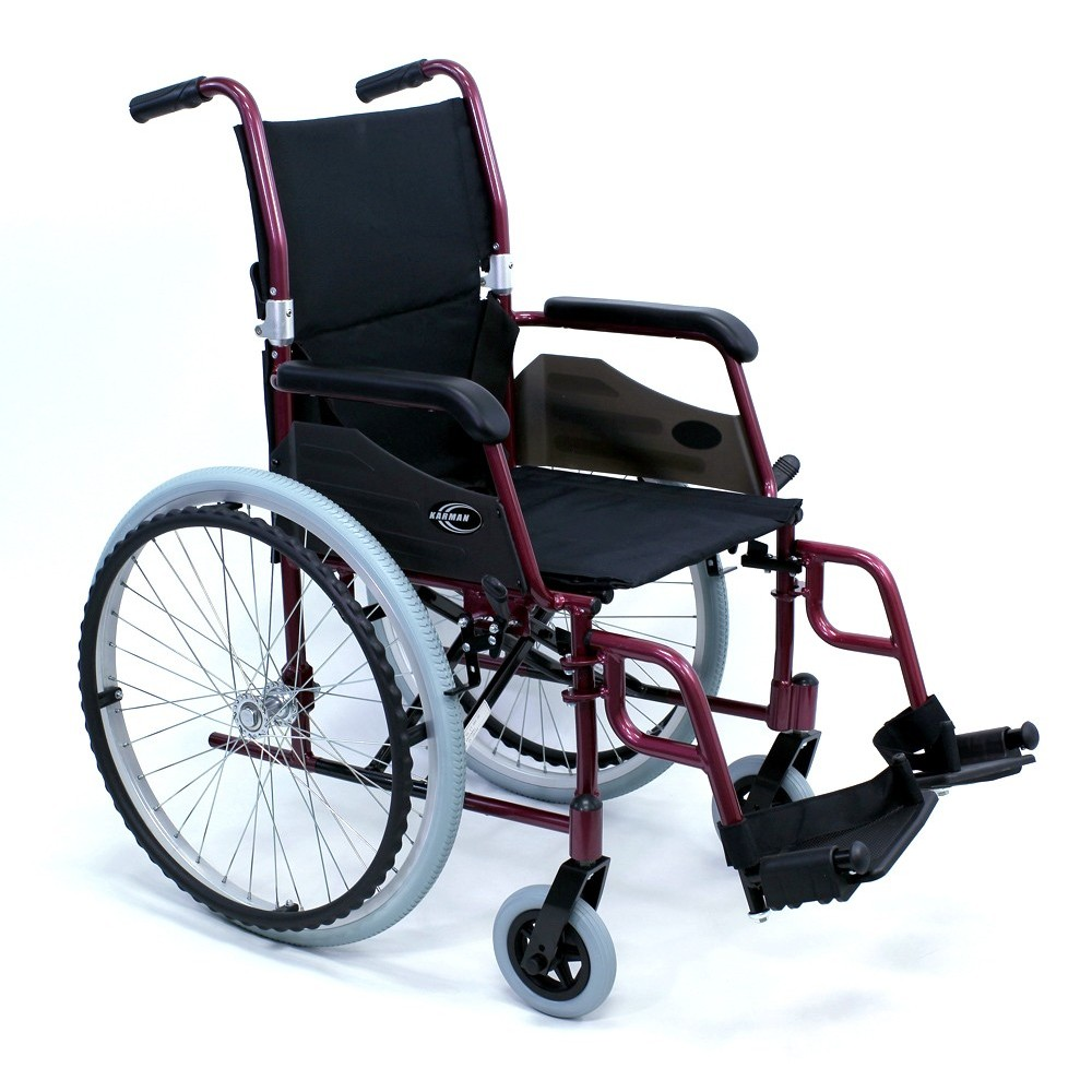 Karman Lt 980 Ultralight 24 Lbs Weight Wheelchair