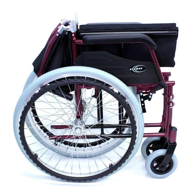 Karman Lt 980 Ultralight 24 Lbs Weight Wheelchair
