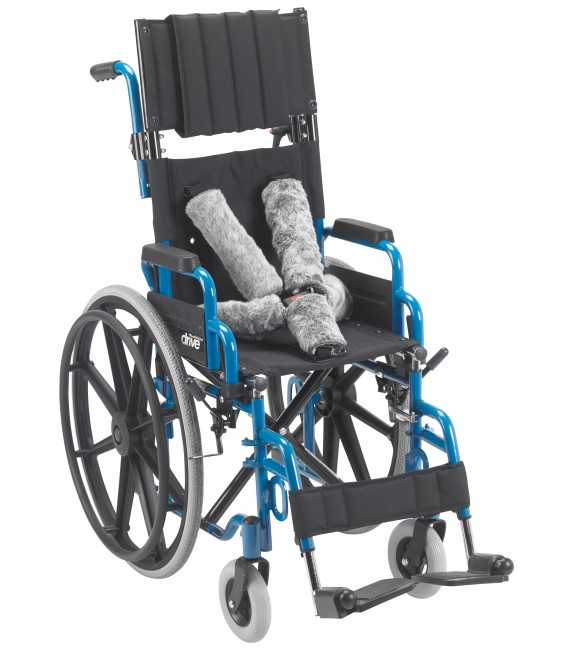 Wallaby Pediatric Wheelchair By Drive American Quality