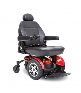 Pride Jazzy Elite HD Bariatric Power Chair - 450 lbs