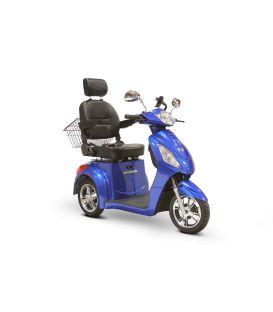E-Wheels EW-36 Elite 3-Wheel Scooter with Electro Magnetic Brakes